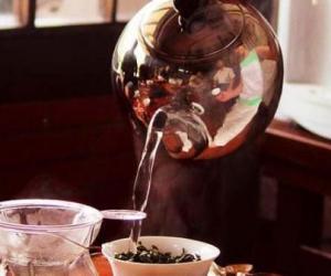 武夷岩茶盖碗泡法图解