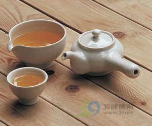 喝茶减肥必知的八大禁忌