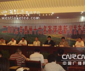 贵州十大名茶评选启动 面向全国有奖征集品牌标志(图)