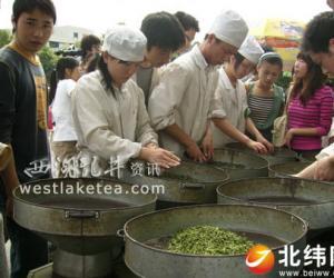 四川农业大学第四届制茶比赛举行(图)