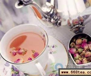养颜美容 首选天然花茶
