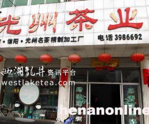 """信阳茶叶打入欧美市场 开设""""中国茶""""专卖店(图)"""