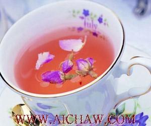 香花茶与拌花茶的区分方法