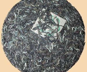 广云贡饼圆茶品质特征