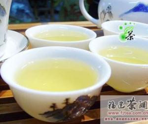 安溪名茶:真味鲜爽黄金桂