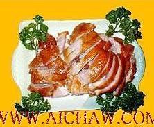 茶叶熏鸡的制作工艺