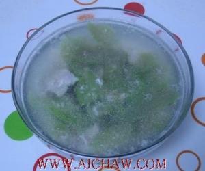 龙井肉片汤