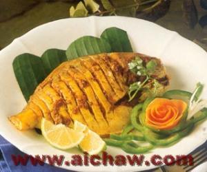 红茶熏鲳鱼|熏鲳鱼的做法