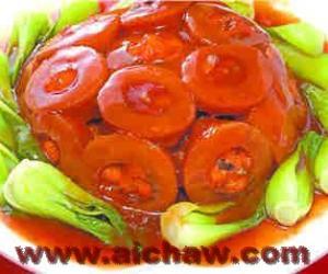 柚子皮做菜方法