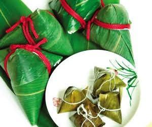 包粽子|粽子的做法|如何包茶叶粽子