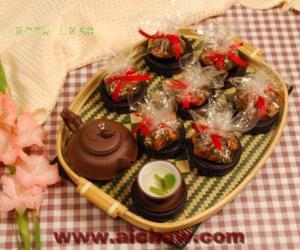 茶叶虾|竹篓白茶虾|红茶虾的做法