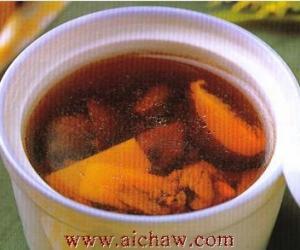 玉竹牛肉汤适合于养阴益血,润肤增白