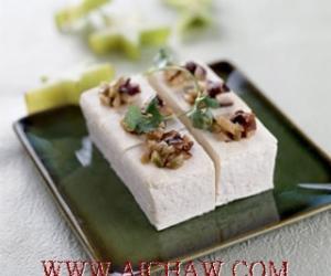 乌龙茶豆腐做法