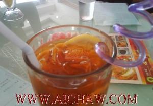龙凤茶冻膏制作方法