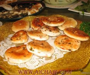 茶香油饼制作方法