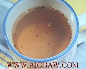 芝麻茶制作方法
