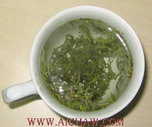 高桥银峰茶-特种炒青绿茶