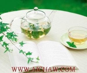 美女瘦身12种茶做法