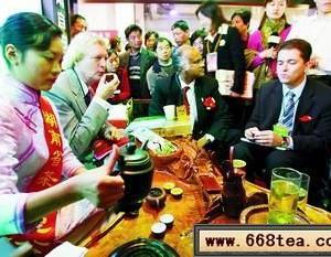 """湖南黑茶成茶市""""黑马"""""""