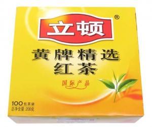 立顿红茶|立顿温润红茶|立顿黄牌红茶