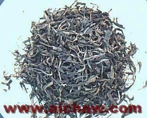晒青毛茶加工过程以及品质特点