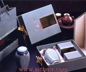 茶叶礼品盒包装欣赏