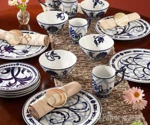 青花瓷器茶具图片欣赏