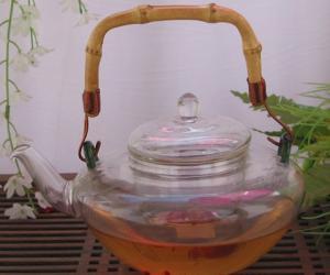 玻璃茶壶|玻璃茶壶图片|适合泡花草茶的茶壶