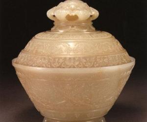 花盖碗:清代宫廷饮茶用具