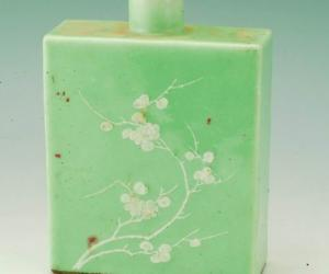 茶叶瓶|清代茶叶瓶|陶瓷茶叶瓶