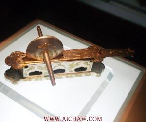 法门寺地宫出土系列茶器图片欣赏