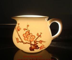 手绘茶具|手绘茶具图片欣赏