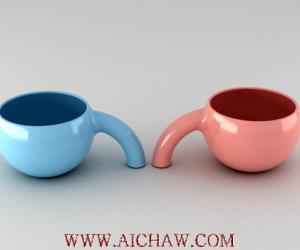 创意茶具:长鼻子茶具