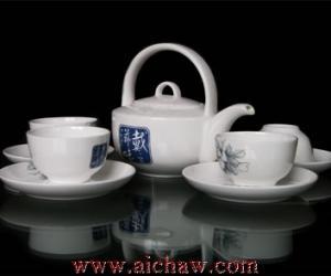 骨瓷茶具图片样式欣赏