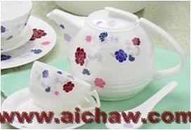 贝瓷 贝瓷茶具 贝瓷茶具欣赏