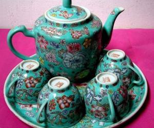 景德镇茶具图片欣赏
