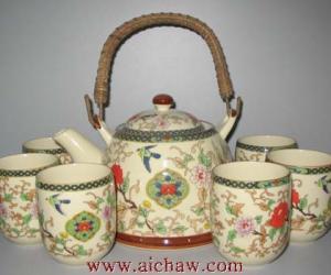 日式茶具图片欣赏