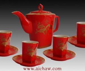 中国红茶具介绍