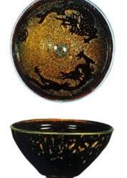 黑瓷茶具(图片)