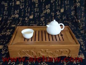 竹茶盘|竹制茶盘图片欣赏