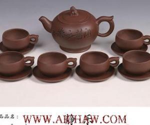 几款紫砂茶具图片欣赏
