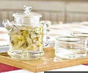 常喝菊花茶 损伤免疫力