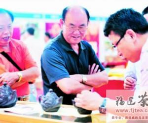 广东中山:茶博会可免费叹茶