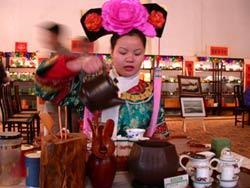 茶具茶器日渐成为家居装饰用具