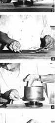 紫砂成型――打身筒成型法