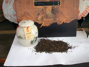 普洱茶与健康(图)