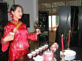 """你知道""""新娘茶""""吗?"""