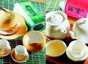 品好茶,盛好器――中、英、日各国茶具