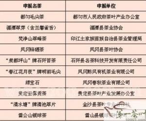 """贵州:绿茶品牌打造茶业""""航母"""""""