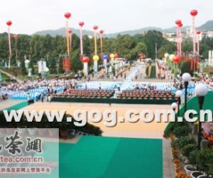 2009中国贵州国际绿茶博览会开幕